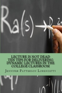 Lecture is Not Dead front